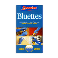 Spontex Bluettes Large Size Gloves - 1 Pair