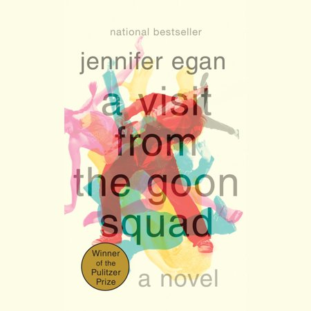 A Visit from the Goon Squad - Audiobook