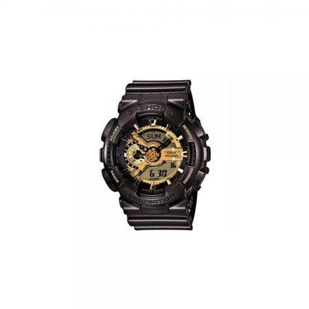 casio g shock ga 110br 5aer bronze gold g shock uhr watch. Black Bedroom Furniture Sets. Home Design Ideas