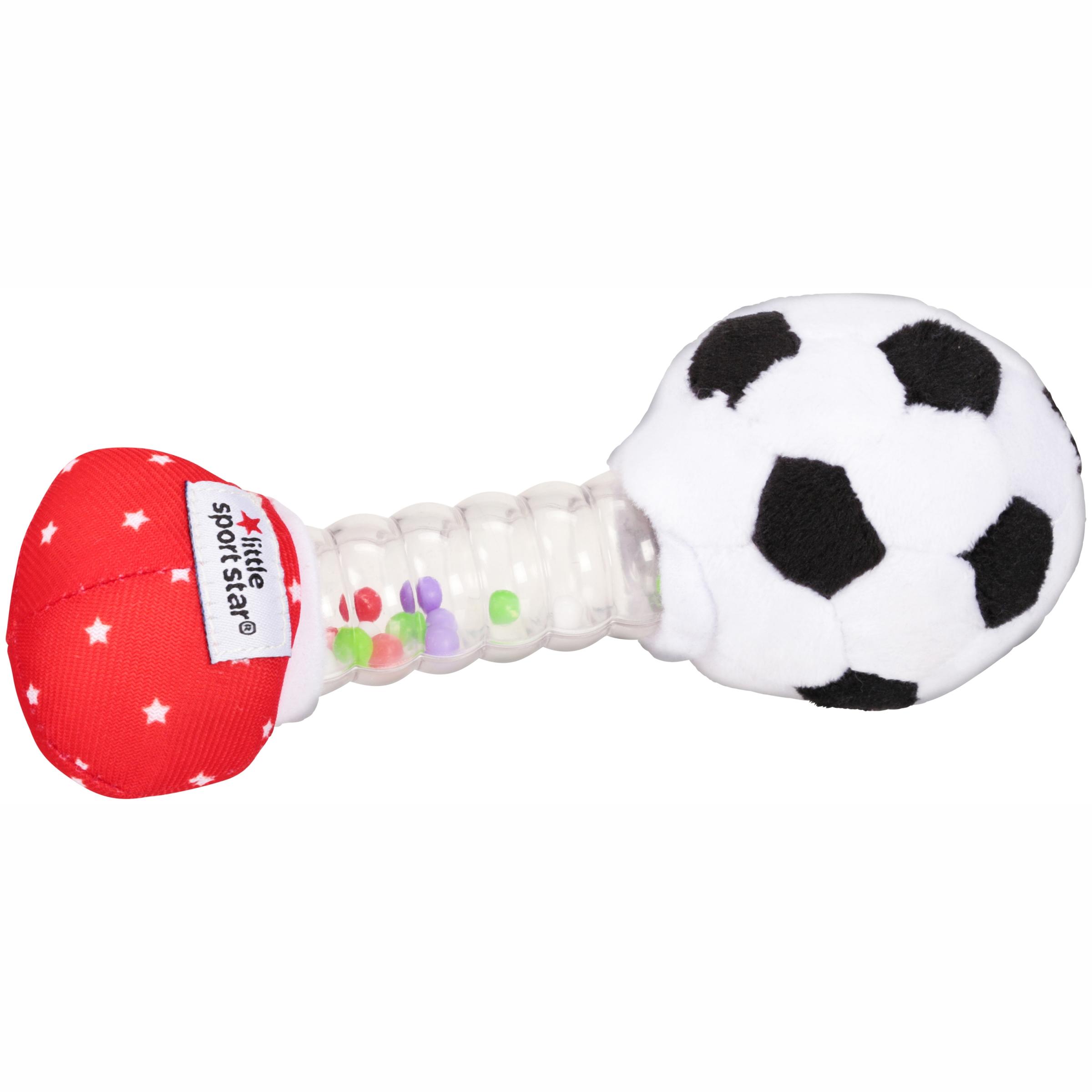 Little Sport Star® Soccer Rattle