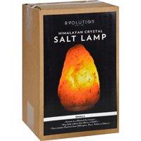 Evolution Salt Crystal Salt Lamp - Natural - 6 lbs - 1 Count Lighting