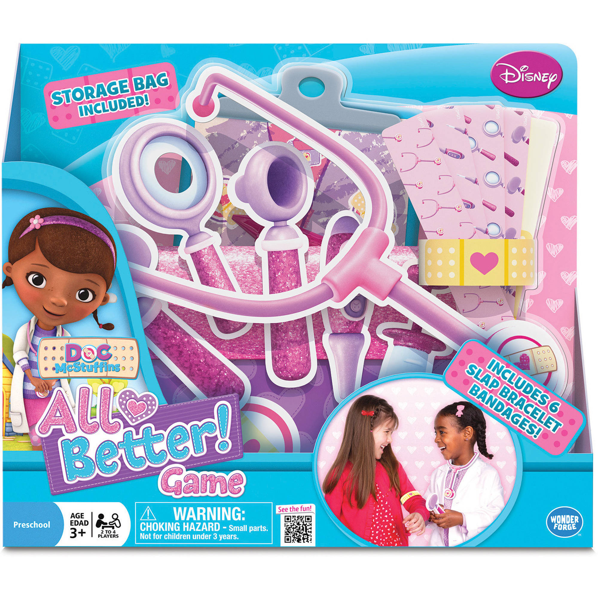 Disney Doc McStuffins All Better Role Play Game