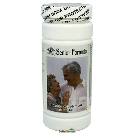 NuHealth Senior Formula, 100 - Senior Formula 100 Tablets