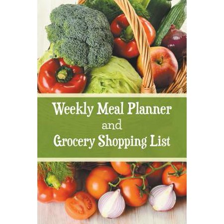 - Weekly Meal Planner and Grocery Shopping List