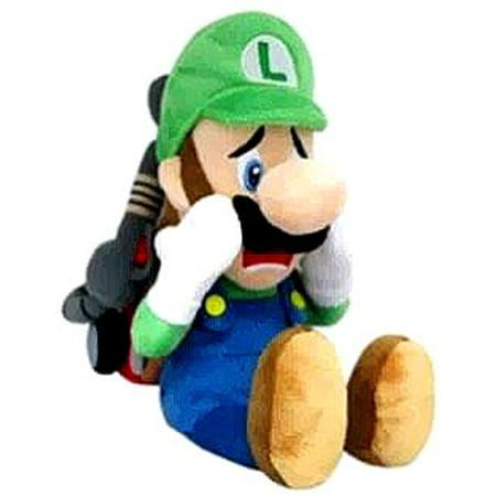 Super Mario Luigi Plush [Strobe]