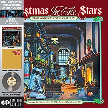 Star Wars Christmas Album - R2-D2 Platinium Edition (CD) (Star Wars Album)