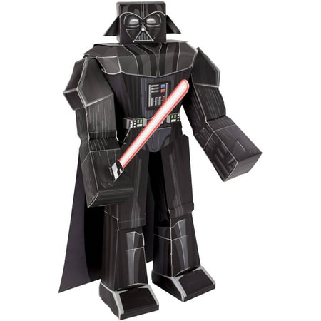 Star wars blueprint papercraft 12 inch darth vader figure star wars blueprint papercraft 12 inch darth vader figure malvernweather Images
