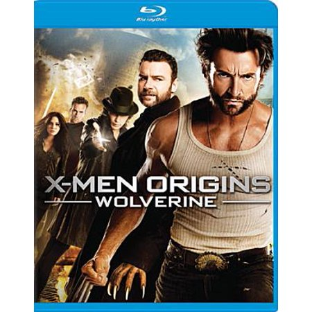 X-Men Origins: Wolverine (Blu-ray + DVD + Digital (Wolverine Pictures X-men)