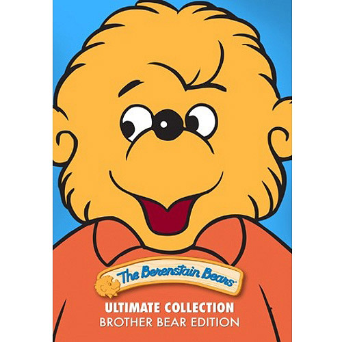 THE BERENSTAIN BEARS: GOLDEN BROTHER EDITION