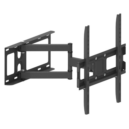 48 Inch Stainless Steel Wall Mount - Ktaxon Tilt Swivel Steel Full Motion TV Wall Mount Bracket 32 47 48 50 55 60 Inch