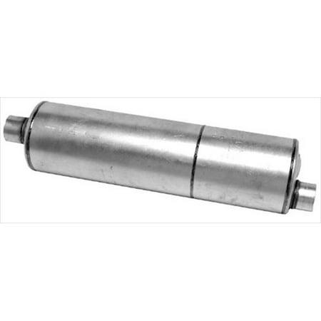 17789 Super Turbo Aluminized Steel 3 In. Inlet & Outlet Muffler