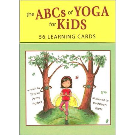 ABCs of Yoga for Kids : 56 Learning Cards - Abc Family Days Of Halloween 2017