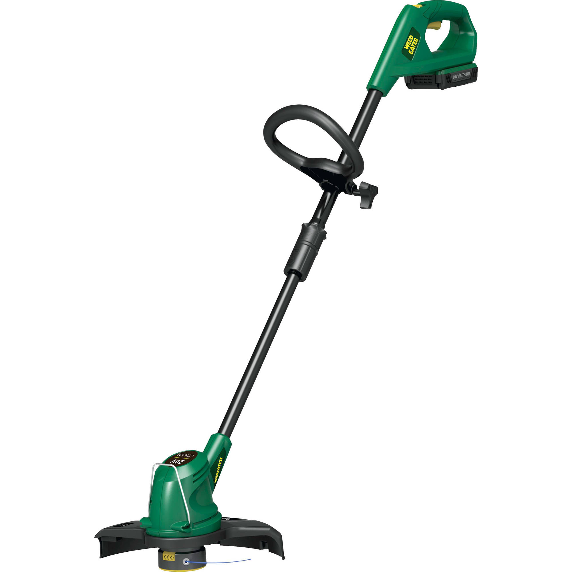 Weed Eater WE20VT 20V LithiumIon Rechargeable Battery Powered 12