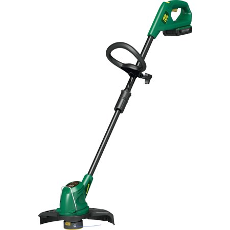 Weed Eater 20v Lithium Ion Battery Ed 12 String Trimmer Edger