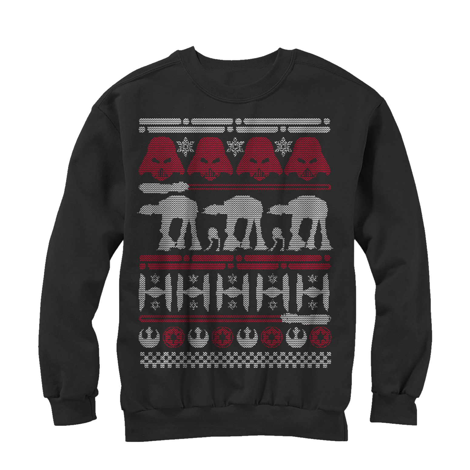 Star Wars Girls Ugly Christmas Sweater