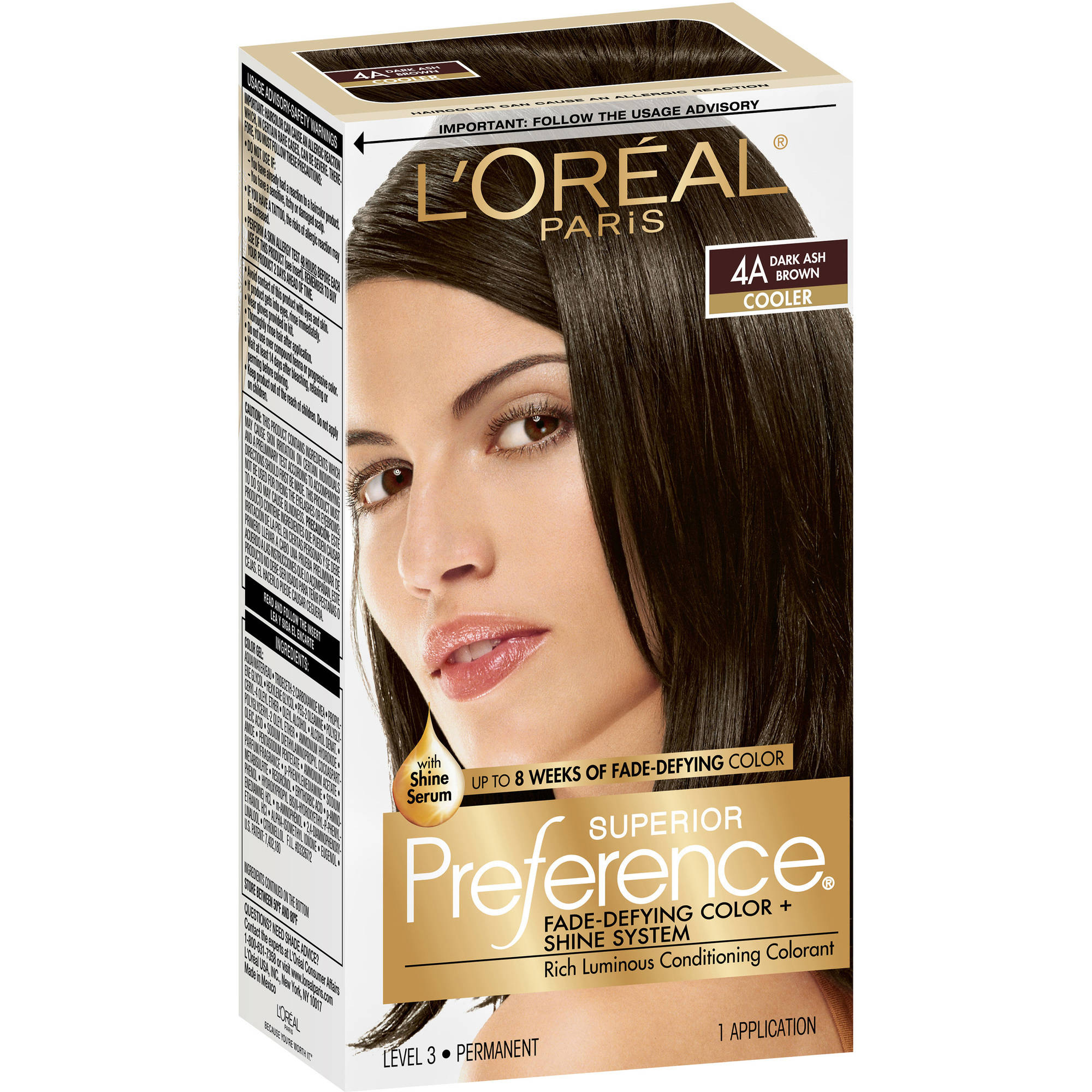 blue oreal hair light watch feria for summer ash l dark to youtube color shampoo brown