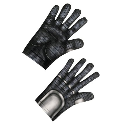 Marvel Ant-Man & The Wasp Ant-Man Adult Gloves Halloween Costume Accessory (Ant Man Costume Halloween)