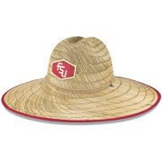 Florida State Seminoles New Era Tidal Straw Hat - Natural - OSFA