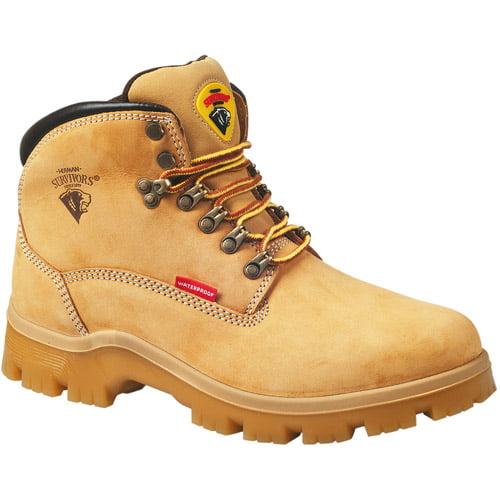 Herman Survivors - Men's Breaker Work Boots, Wide Width