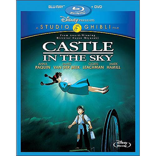Castle In The Sky (Blu-ray + DVD) (Widescreen)
