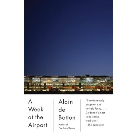 A Week at the Airport - Paperback