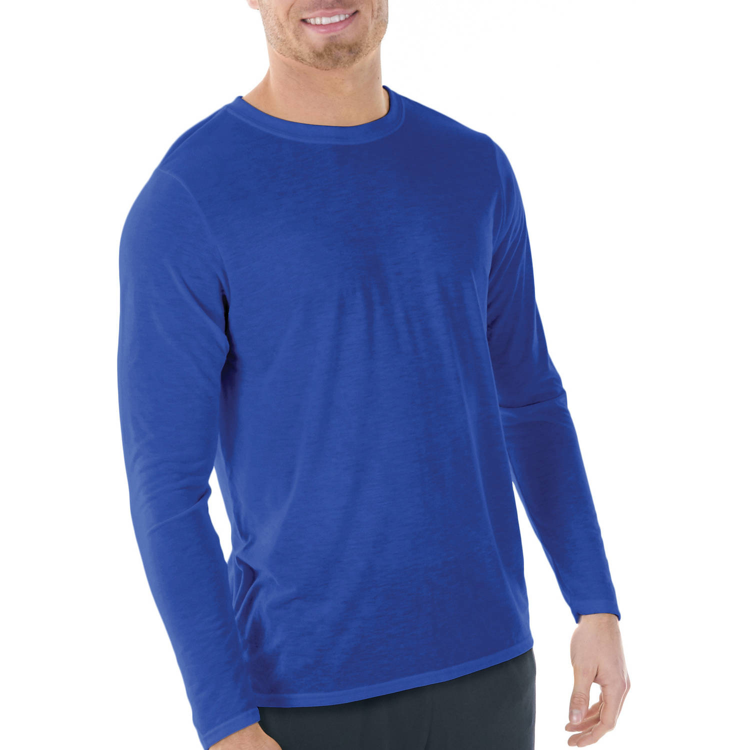 Gildan Mens AquaFX Performance Long Sleeve T-Shirt