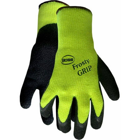 Boss Large Frosty Grip Gloves