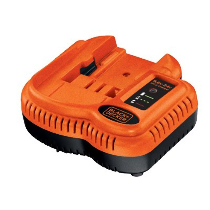 Black & Decker BDCCN24 9.6 - 18-Volt NiCad Battery Charger