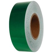 """Green Reflective Marking Tape, Value Brand, 15C9702""""W"""