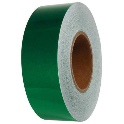"Green Reflective Marking Tape, Value Brand, 15C9702""W"