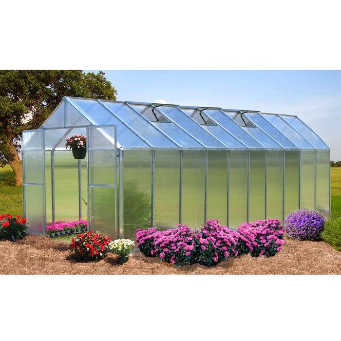 Monticello Greenhouse - Premium Package