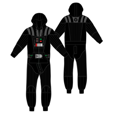 Star Wars Vader Costume One Piece Jumpsuit](Naughty Star Wars Costumes)