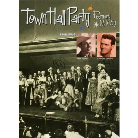 Town Hall Party Featuring Jim Reeves & Johnny O'Neill: February 14, 1959 (Town Hall 9 Halloween)