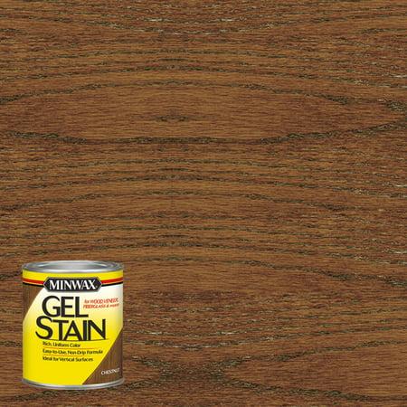 Gel Stain Chestnut, Half Pint