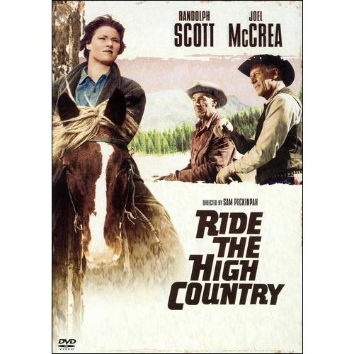 Ride The High Country (Widescreen)