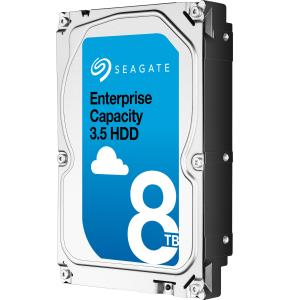 Seagate 8TB ENT CAP SAS HDD 7200 RPM 256MB 3.5IN by Seagate