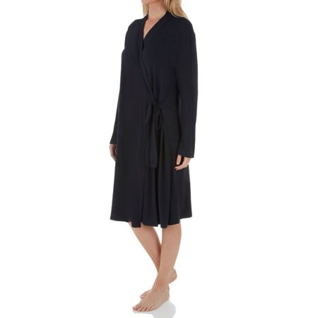 Women's Shadowline 67223 Before Bed 38 Inch Wrap (Shadowline Stretch Robe)