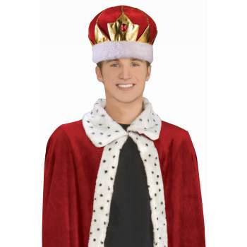 VALUE KING CROWN - Adult Crown