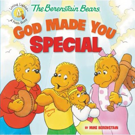 Berenstain Bears/Living Lights: The Berenstain Bears God Made You Special (Paperback)