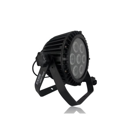 Encore Collection 1 Light - Encore Pro Lighting AuraPar 7HEX IP - IP65 LED Par w/ (7) 15 watt 6in1 LEDs