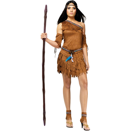 Native American Adult Halloween Costume