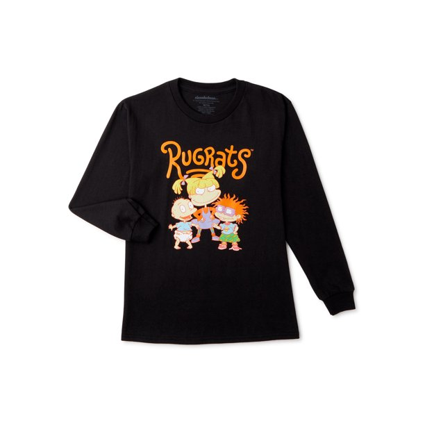 Rugrats S Long Sleeve Graphic T