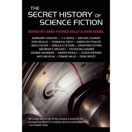 The Secret History of Science Fiction by
