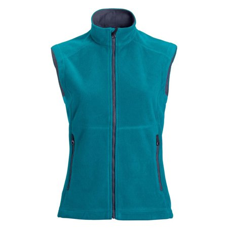 Landway Women's Bonded Fleece Vest Windproof, Style (Gill Windproof Fleece)