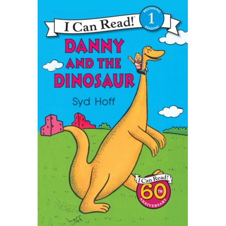 Library Book: Danny and the Dinosaur