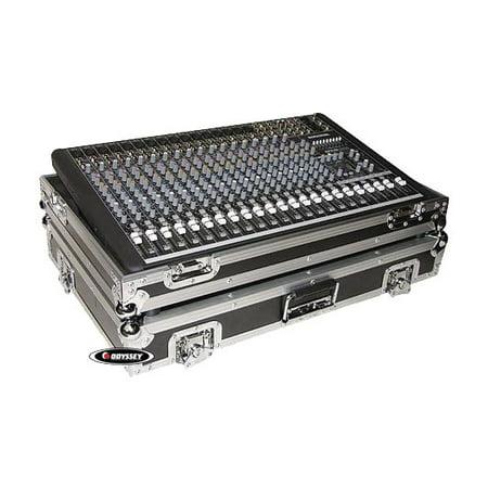 Odyssey Cases FZCFX20 New Flight Zone Mackie Cfx20Mkii DJ Sound Mixer Ata Case Mackie Dj Mixers