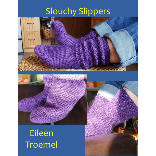 Slouchy Slippers - eBook