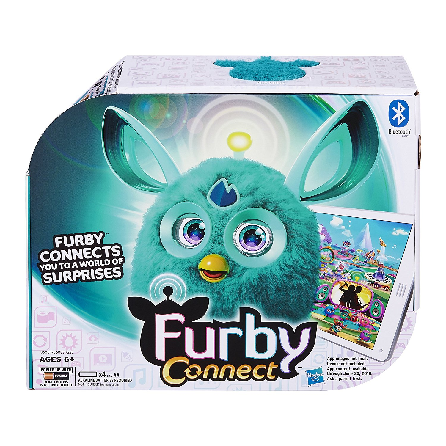 Item Furby Connect, Teal by