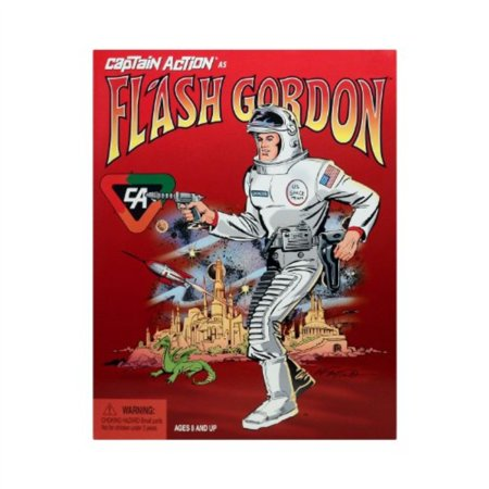 captain action flash gordon (Captain Action Uniform)