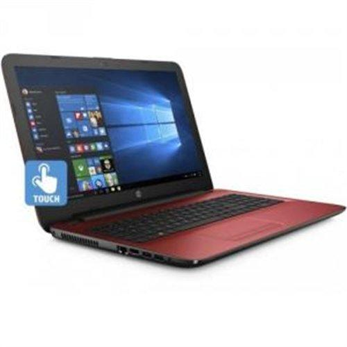"Hp 15-ba000 15-ba082nr 15.6"" Touchscreen Notebook - Amd A-series A8-7410 Quad-core [4 Core] 2.20 Ghz - Red - 4 Gb Ram - 1 Tb Hdd - Amd Radeon R5 Graphics - Windows 10 Home - 1366 X 768 (x0h91ua-aba)"